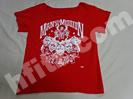 ハカセTシャツ赤
