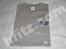 マンウィズ定番ロゴ灰色×青 Tシャツ買取価格