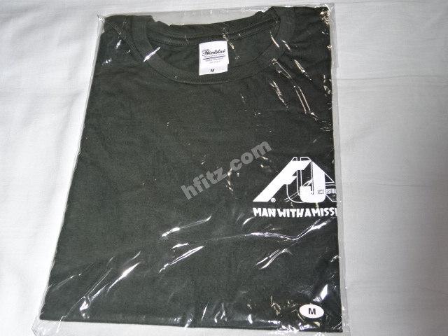 マンウィズ貴重なフジロックTシャツ買取価格
