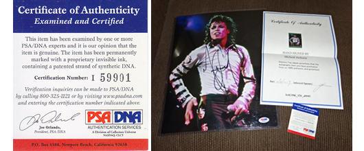 Michael Jackson Sign